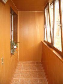 отделка балконов город Рязань
