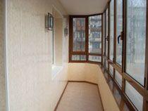 Ремонт балкона в Рязани. Ремонт лоджии