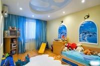 Ремонт и отделка детской комнаты в Рязани