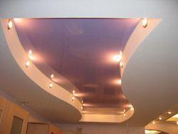 Ремонт и отделка потолков в Рязани. Натяжные потолки, пластиковые потолки, навесные потолки, потолки из гипсокартона монтаж