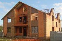 Строительство домов из кирпича в Рязани и пригороде, строительство домов из кирпича под ключ г.Рязань