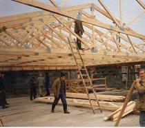 Строительство крыш в Рязани и пригороде, строительство крыш под ключ г.Рязань